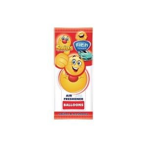 خوشبوکننده کارتی لبخندی - Freshway