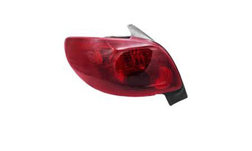 چراغ خطر عقب چپ پژو 206 SD
