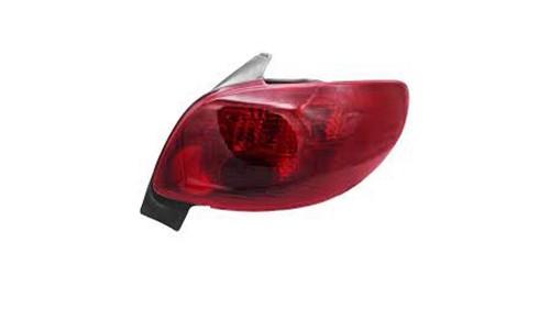 چراغ خطر عقب راست پژو 206 SD