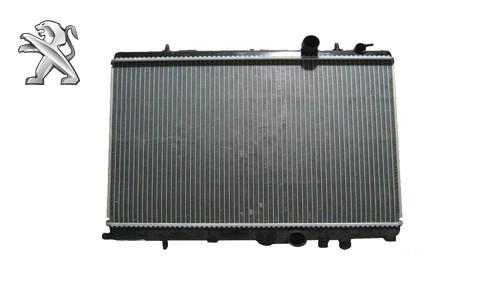 رادیاتور آب پژو 206  (تیپ 1 تا ۴)