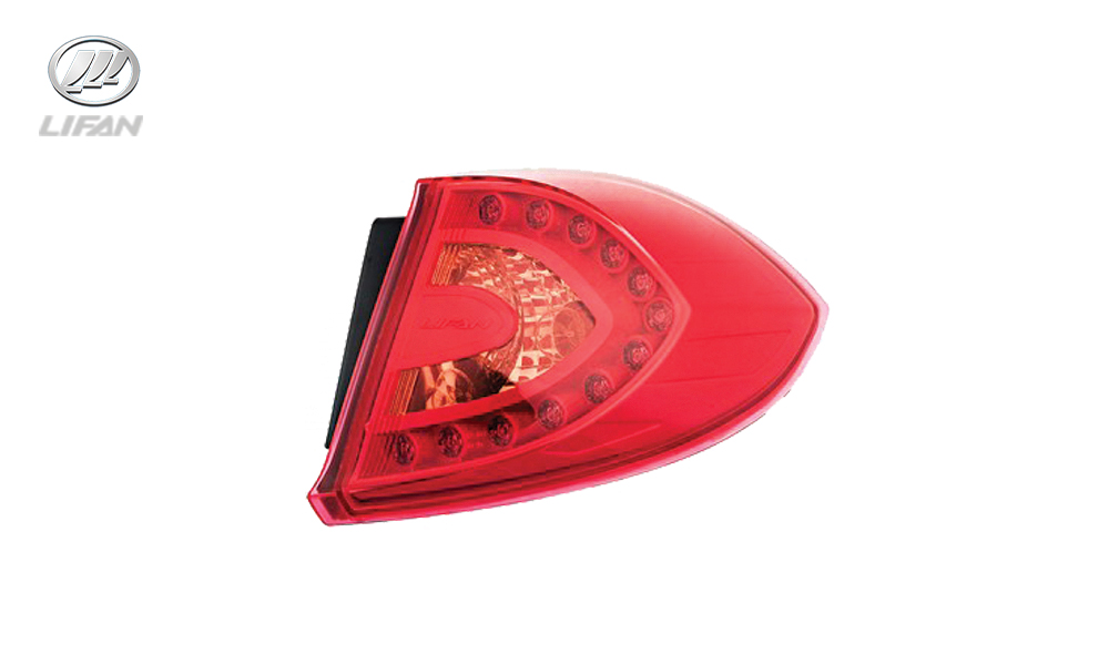 چراغ خطر عقب راست گلگیر لیفان X50