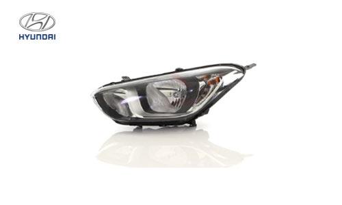 چراغ جلو چپ هیوندای  I20