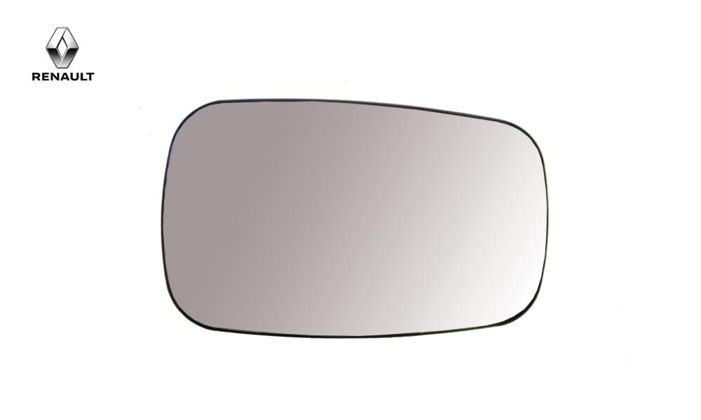 شیشه آینه بغل چپ رنو مگان - ترک