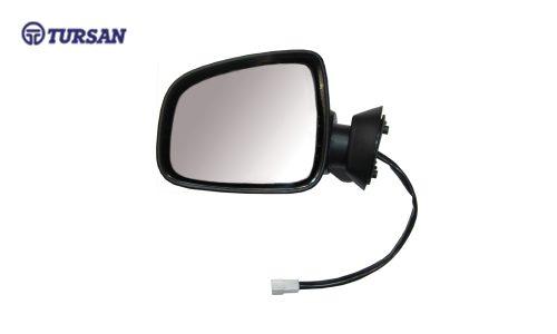آینه بغل برقی بدون قاب راست رنو داستر - TURSAN
