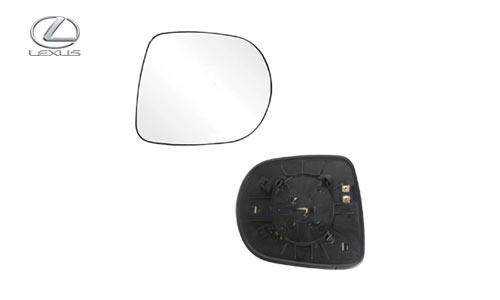شیشه آینه لکسوس RX350