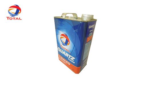 روغن موتور QUARTZ 7000 10W40 Total