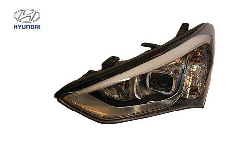 چراغ جلو چپ هیوندای سانتافه GENUINE - IX45