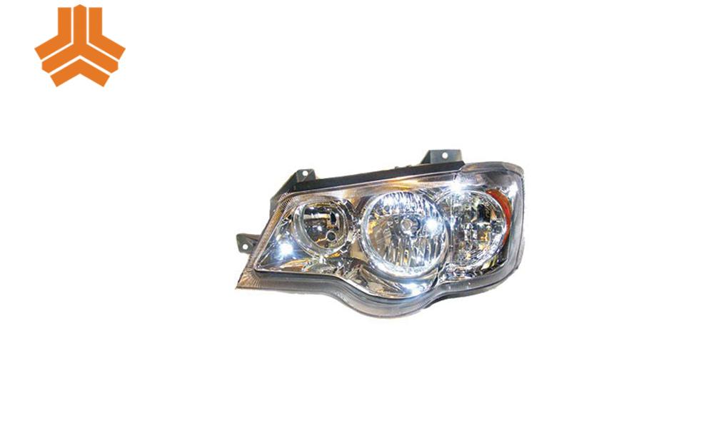 چراغ جلو بدون موتور چپ پراید 132 -GAT