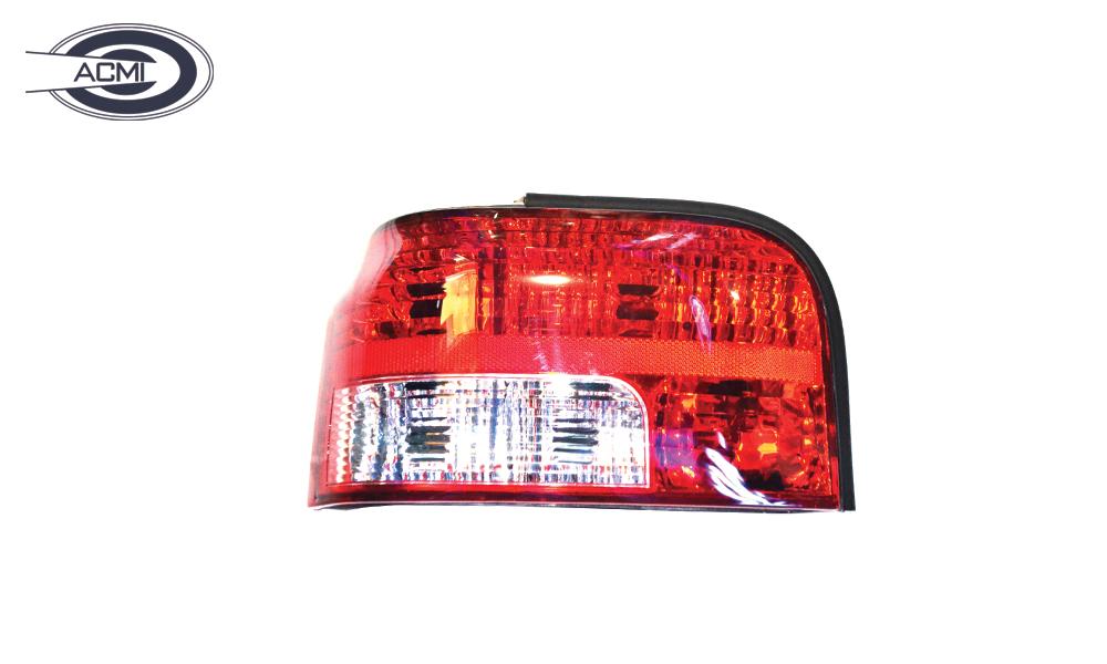 چراغ خطر کامل با دسته سیم عقب چپ پراید 131 -GAT