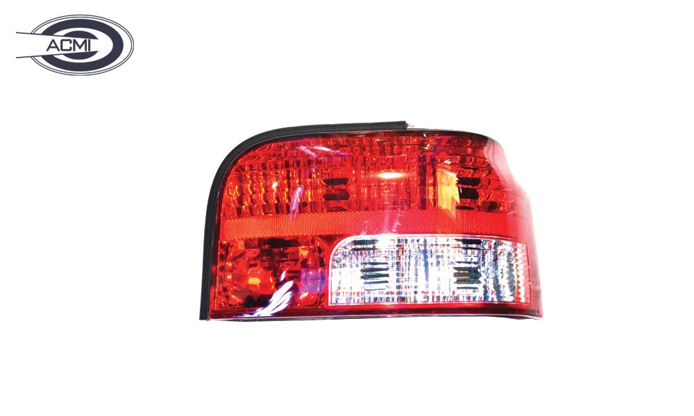 چراغ خطر کامل با دسته سیم عقب راست پراید 131 -GAT