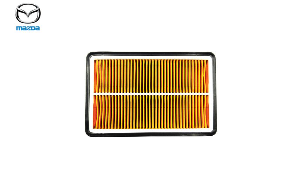 فیلتر هوا زرد مزدا 323