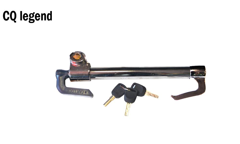 قفل پدال به فرمان پمپی فولادی - CQ Legend