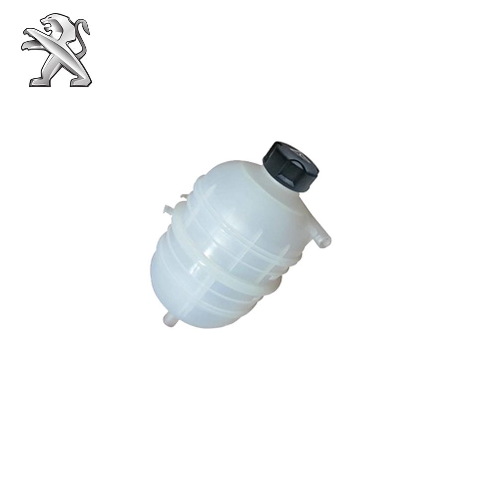 منبع آب رادیاتور پژو 206