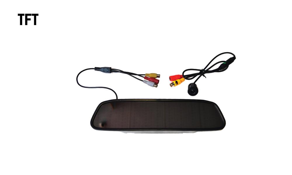 آینه دوربین دار خودرو - TFT