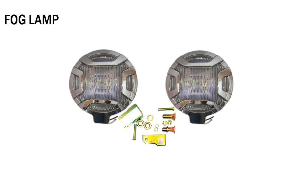 پروژکتور روی سپر 1028 - FOG LAMP