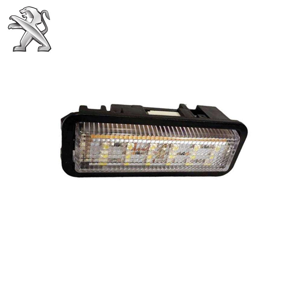 چراغ سقف جفت LED پژو 405