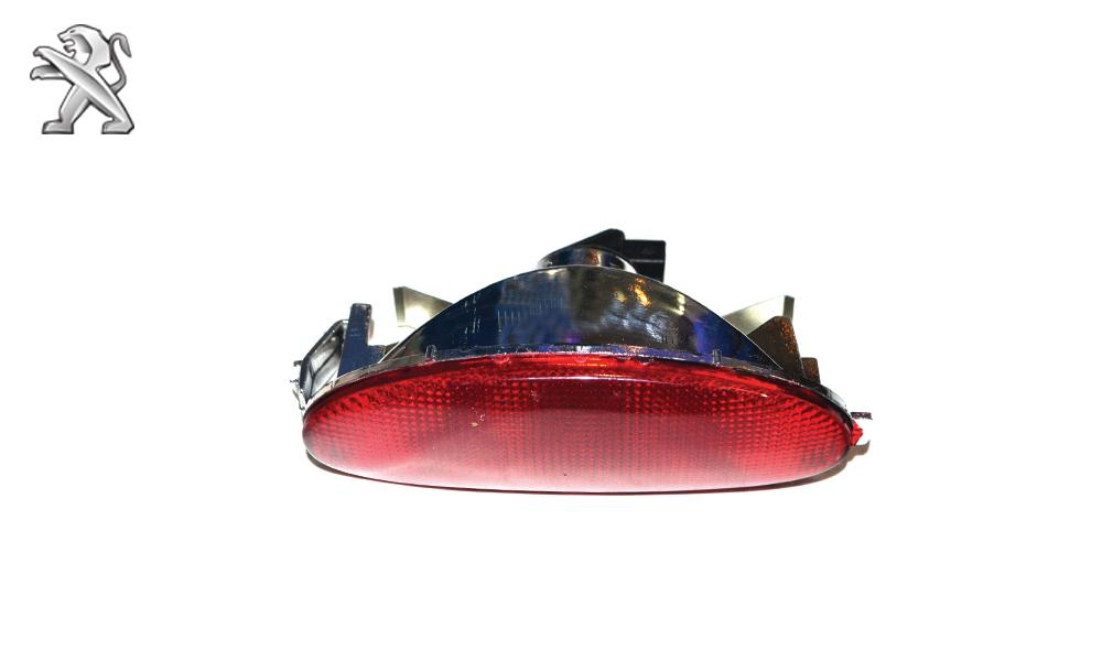 چراغ مه شکن با لامپ عقب راست پژو 206