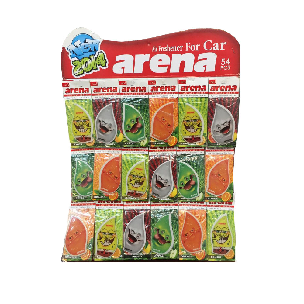 خوشبو کننده کارتی Arena