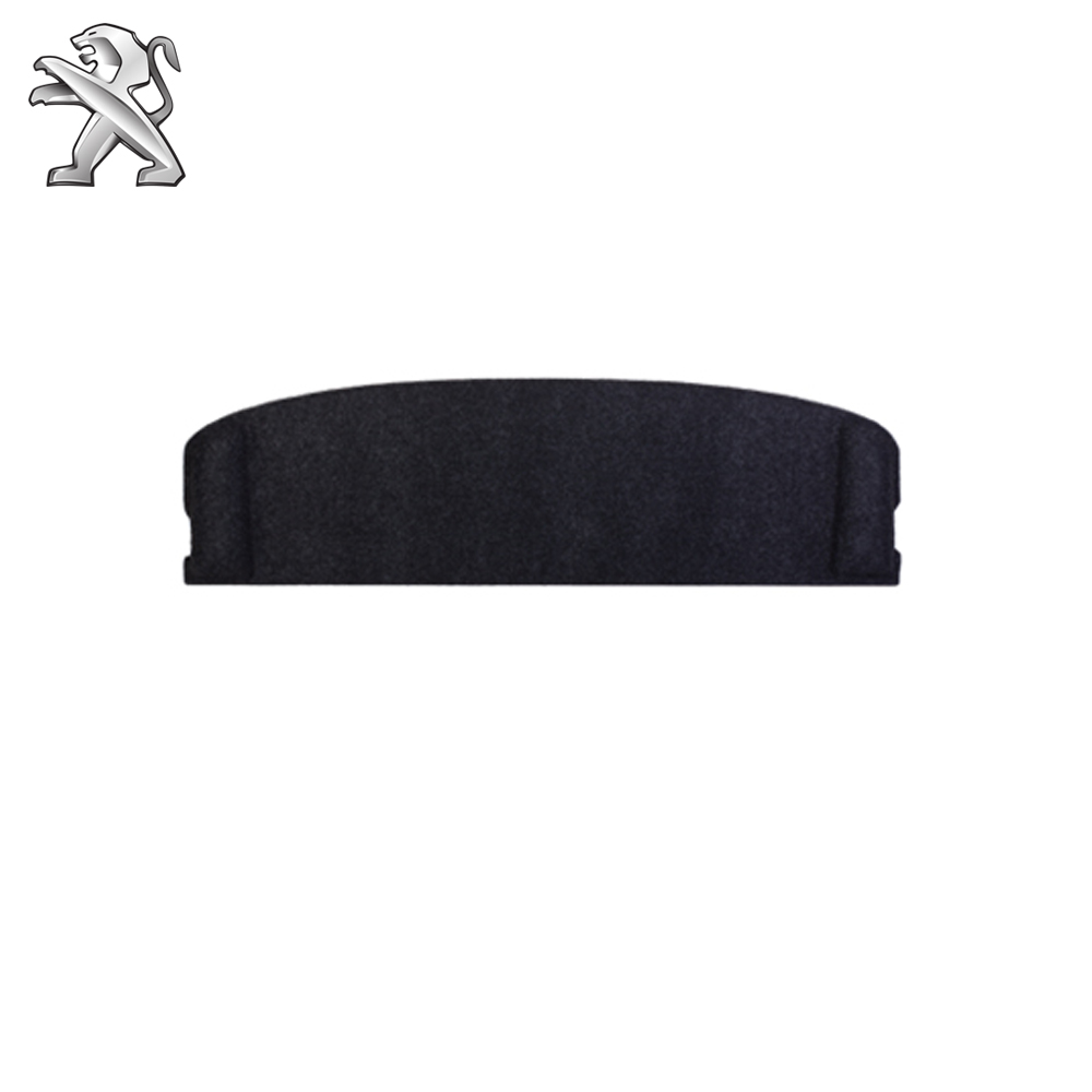 طاقچه عقب مشکی پژو 405