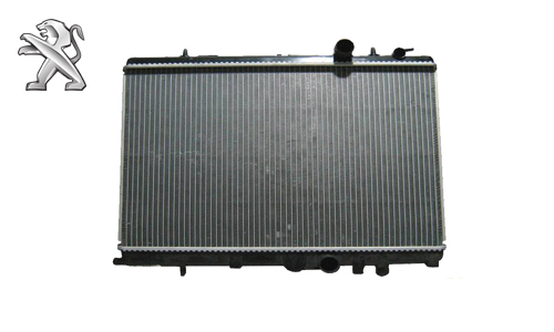 رادیاتور آب پژو 206 اتوماتیک