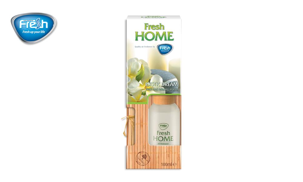 خوشبوکننده خانگی بامبو - Freshway