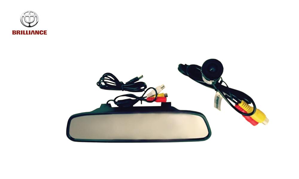 آینه دوربین دار برلیانس H320