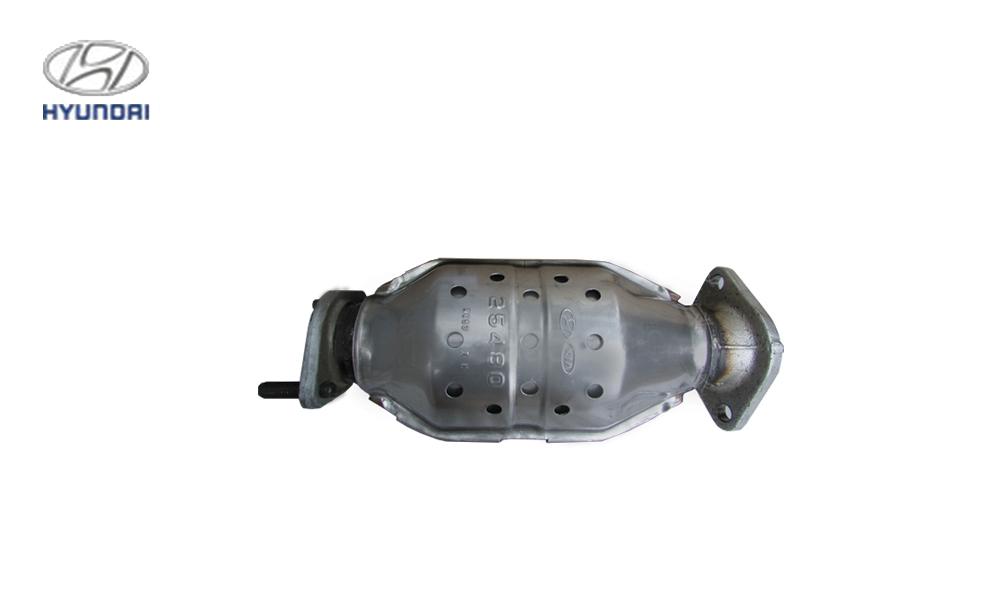 کاتالیزور اگزوز هیوندای توسان MOBIS - IX35