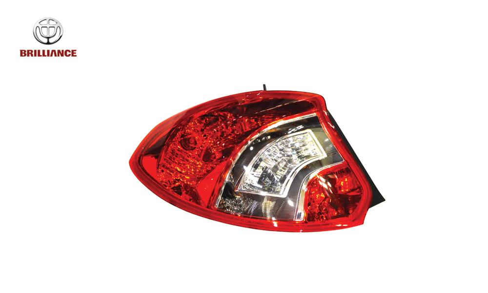 چراغ خطر عقب چپ برلیانس H220