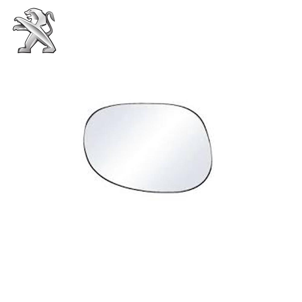 شیشه آینه تاشو پژو206