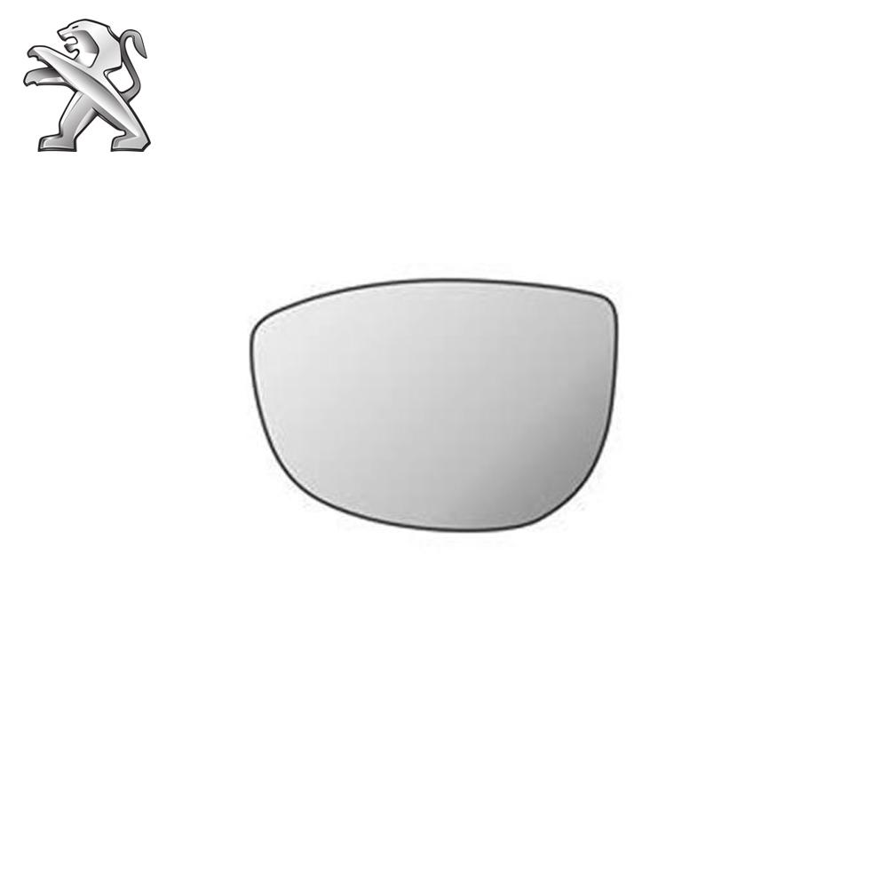 شیشه آینه چپ پژو207