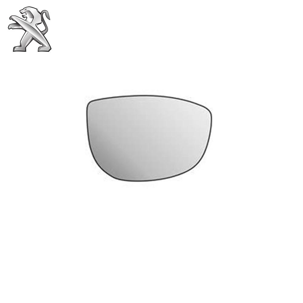 شیشه آینه راست پژو207