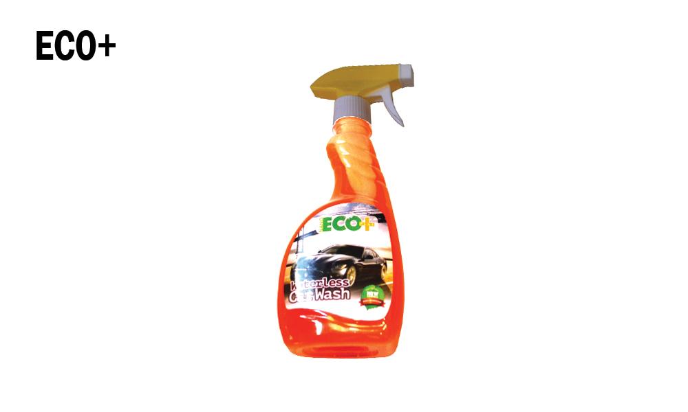 اسپری کارواش بدون آب نانو - ECO